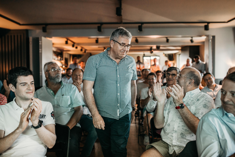 Interview d'Yves Beudin, notre business angel de l'année 2019