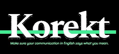 Logo Korekt