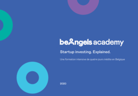 BeAngels Academy: Startup investing. Explained.